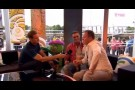 Wet Wet Wet - BBC at The Quay pre-gig interview - Commonwealth Games Glasgow 2014