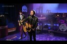[HD] Will Hoge - Strong - David Letterman 1-9-14