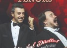 Müzikal düello Two Turkish Tenors Şura Salonunda