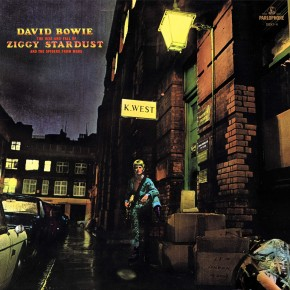 Starman - THE RISE AND FALL OF ZIGGY STARDUST AND THE SPIDERS FROM MARS