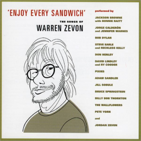 Searching For A Heart - ENJOY EVERY SANDWICH: THE SONGS OF WARREN ZEVON