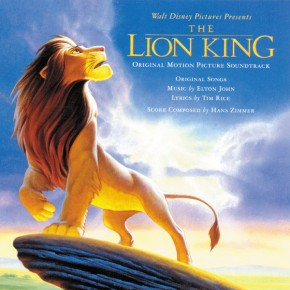 Can You Feel The Love Tonight - THE LION KING - SOUNDTRACK