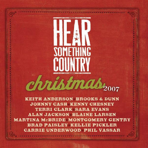 Santa Baby - HEAR SOMETHING COUNTRY CHRISTMAS