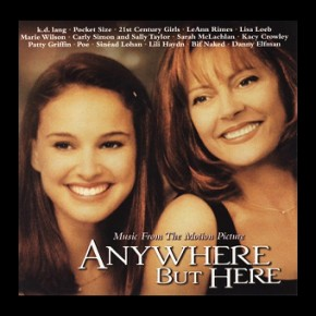 Leavings Not Leaving - ANYWHERE BUT HERE - SOUNDTRACK