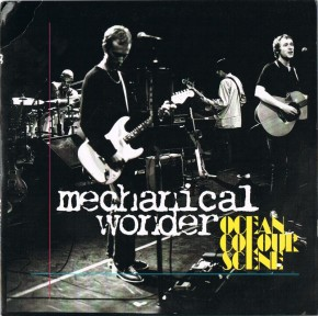 Up On The Downside - MECHANICAL WONDER