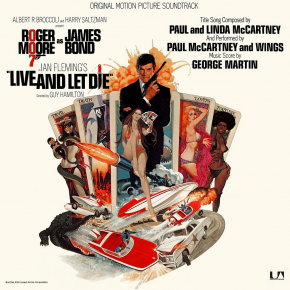 Live And Let Die - LIVE AND LET DIE - SOUNDTRACK