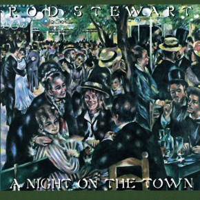 Tonights The Night - A NIGHT ON THE TOWN