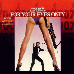 For Your Eyes Only - FOR YOUR EYES ONLY - SOUNDTRACK