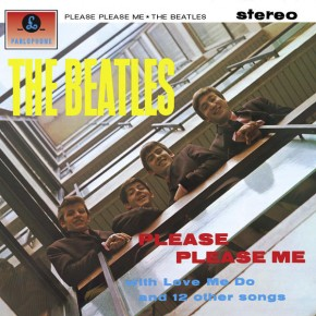 Love Me Do - PLEASE PLEASE ME
