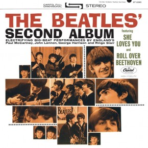 She Loves You - THE BEATLES SECOND ALBUM