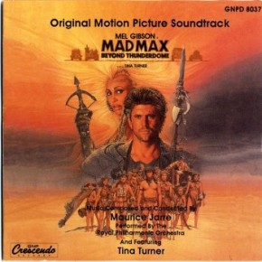We Dont Need Another Hero - MAD MAX BEYOND THUNDERDOME - SOUNDTRACK