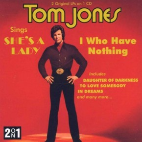 Shes A Lady - TOM JONES SINGS SHES A LADY