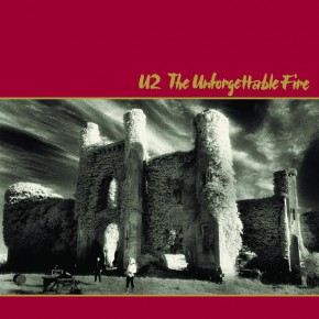 Pride (in The Name Of Love) - THE UNFORGETTABLE FIRE