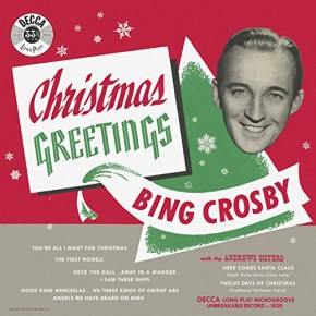Here Comes Santa Claus Feat. Andrews Sisters - CHRISTMAS GREETINGS