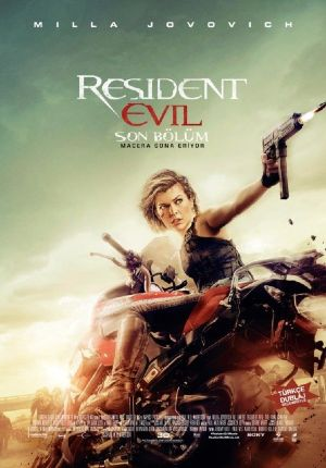 Resident Evil: Son Bölüm - Resident Evil: The Final Chapter