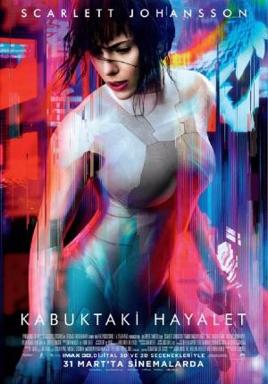 Kabuktaki Hayalet - Ghost in the Shell