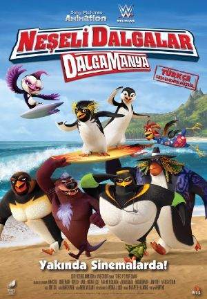 Neşeli Dalgalar 2: Dalgamanya - Surfs Up 2: WaveMania