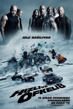Hızlı ve Öfkeli 8 - The Fate of the Furious