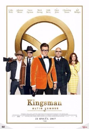 Kingsman: Altın Çember - Kingsman: The Golden Circle