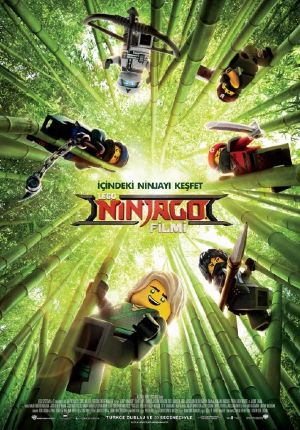 Lego Ninjago Filmi - The Lego Ninjago Movie