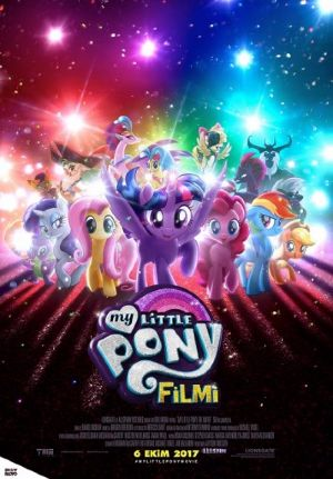 My Little Pony Filmi - My Little Pony: The Movie