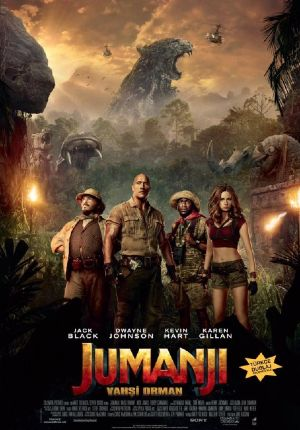 Jumanji: Vahşi Orman - Jumanji: Welcome to the Jungle