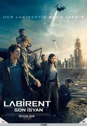 Labirent: Son İsyan - Maze Runner: The Death Cure