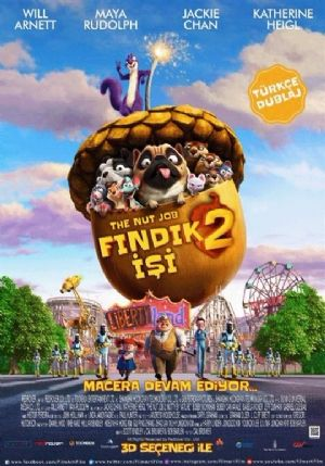 The Nut Job 2: Nutty by Nature - Fındık İşi 2