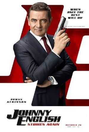 Johnny English Tekrar İş Başında - Johnny English Strikes Again