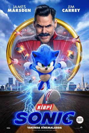 Kirpi Sonic - Sonic the Hedgehog