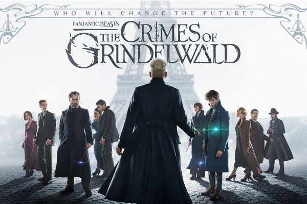 Fantastik Canavarlar: Grindelwaldın Suçları - Fantastic Beasts: The Crimes Of Grindelwald
