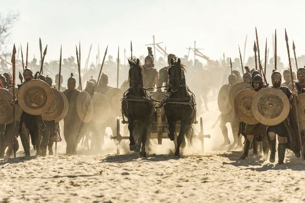 Netflixten Truva dizisi: Troy, Fall Of a City